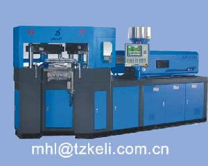 stage injection blow molding machine 3ml 500ml plastic bottle