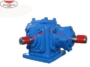 1 ratio gearbox