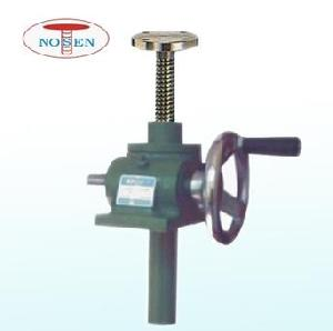 hand wheel screw jack
