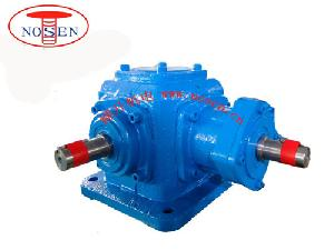 Right Angle Gearbox Spiral Bevel Gear