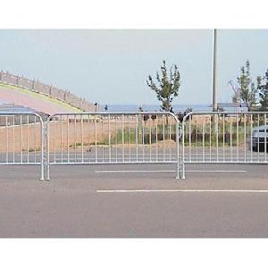 metal barricades canada barricade standing fence