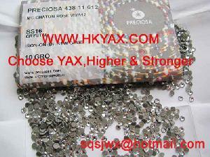 wholesale czech rhinestone crystal hotfix preciosa