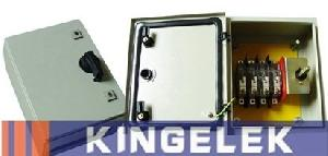 changeover switch box