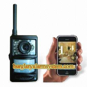 security intercom mms pictures mobilephone