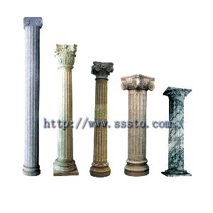 granite column marble