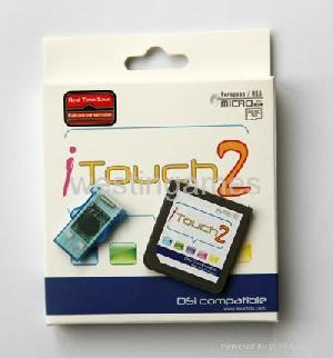 fire card itouch 2 ndsi