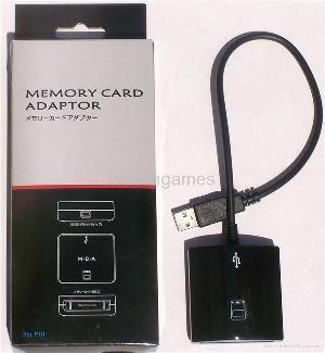 ps3 memory card adaptor