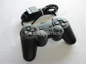 sony ps2 ic wired controller copy joypad