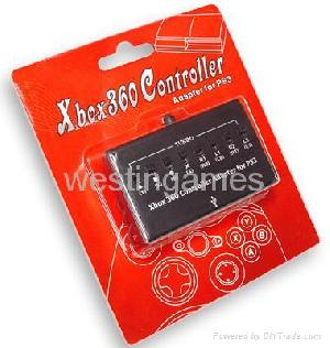xbox360 controller adapter ps3