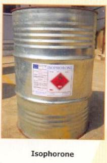 isophorone solvent paints inks