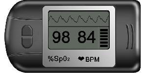 fingertip oximeter shut automatically bk50a