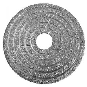 vacuum brazed diamond grinding pads