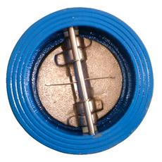 api dual plate chack valve