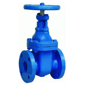 bs 5163 bs5150 bs3464 bs1218 cast iron flanged gate valve