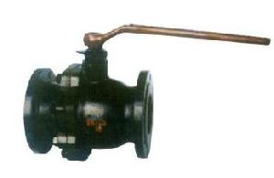 cast iron flanged ansi 125 ball valve