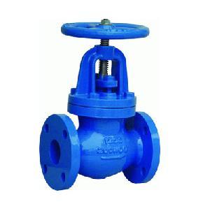 cast iron flanged ansi globe valve
