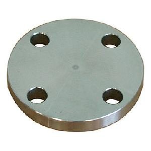 raised face stainless steel blind flange ansi b16 5