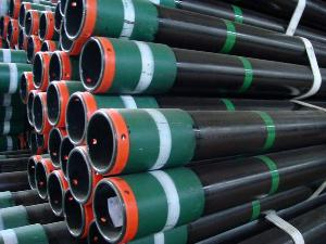 seamless carbon steel tube beveled paiting