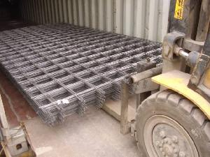w mesh concrete reinforcement