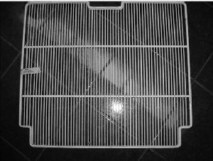 refrigerator wire shelf ice freezer rack storage