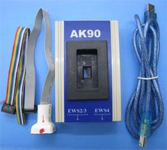bmw key programmer ak90 keys ews1 2 3 4