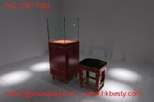 mdf glass jewellery display showcases
