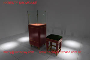 showcase jewellry showroom
