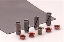 fr bearing ptfe bushes door hinges bushing