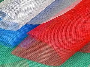 pvc coated plastic fiberglass window screen