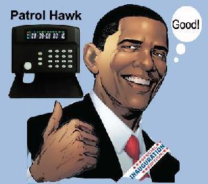 patrol hawk security system