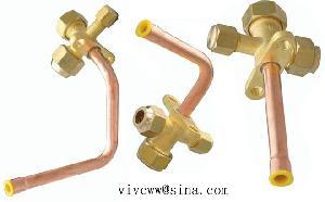air conditioner valve