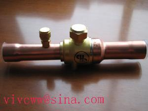 refrigeration fittings ball valve air conditoner hvacr tools c