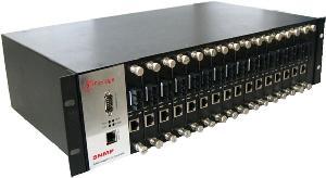 snmp gigabit optical media converter