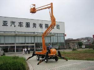 warehouse platform elevator
