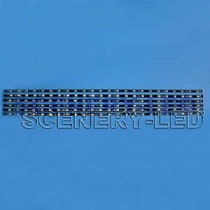 brightness led strips slim crystal poster frames