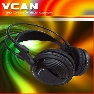 ir headphone dual channel