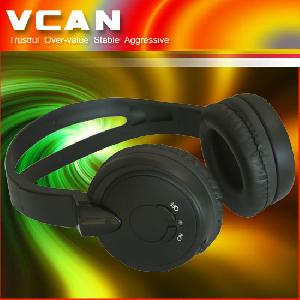 channel ir wireless headphone