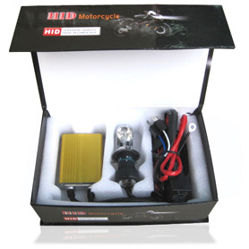 motorcycle hid xenon kit auto headlights conversion digital ball