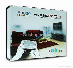 doso wft gamesystem wireless adapter psp tv
