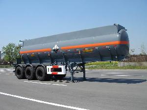oil petrol tanker trailer
