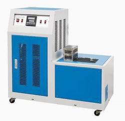 exporting drop sample ferritic steels testing temperature tester