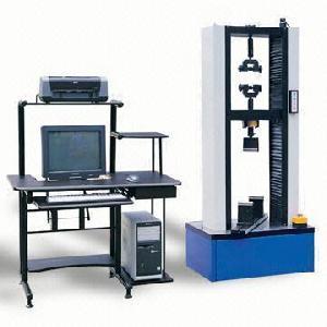 exporting wood pannels universal testing machine