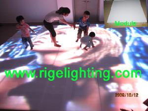 brightness club disco led video dance floor