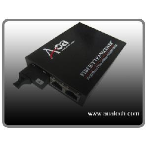 2tx port media converter