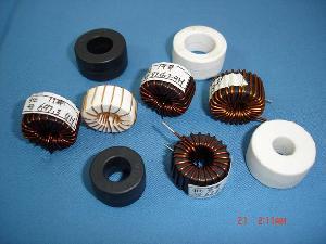 nanocrystalline inductors