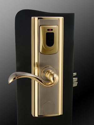 fingerprint door lock hf la901