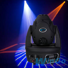 led stage moving head laser scanner fog machine dj light disco