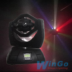 led stage moving head laser scanner fog machine dj light spot