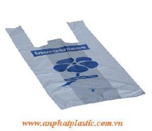 t shirt bag printed phat plastic
