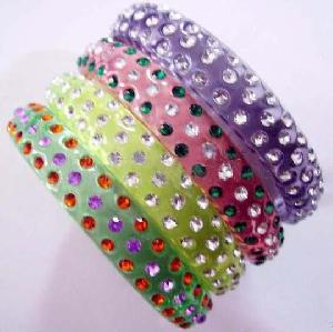 fashion stone bangle